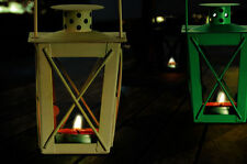 Nautical Metal Candle & Tea Light Holders