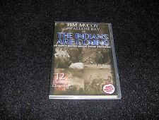 THE INDIANS ARE COMING CLIFFHANGER SERIAL 12 CHAPTERS 2 DVDS
