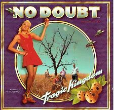 CD - NO DOUBT - Tragic kingdom
