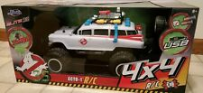 Jada Ghostbusters 35th Anniversary Ecto-1 4x4 R/C Car Large Limited Run New