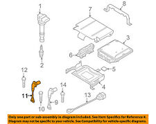 VW VOLKSWAGEN OEM 09-15 CC-Engine Crankshaft Crank Position Sensor CPS 06H906433