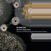 Ryuichi Sakamoto - Plankton (Original Soundtrack) [New CD] Hong Kong - Import