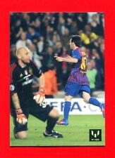 MESSI OFFICIAL CARD - Barcellona Card Icons - n. 37 - CHAMPIONS LEAGUE -New