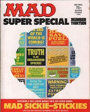 Mad Magazine Special No. 13 Appears to be complete EX 112415DBE