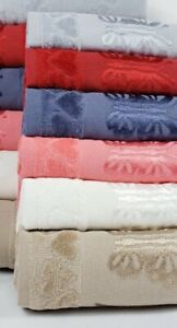 Hand Towels 6 Pack Cotton Towel, Face Towel Bulk, soft hand towel, multi towels