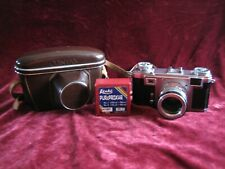 Vintage Contax Zeiss Ikon Camera with Sonnar 1:2 F=50mm Zeiss-Opton Lens Kenko