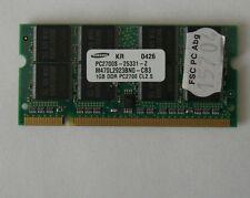 1024mb DI RAM MEMORIA DELL LATITUDE c540 c640 c840 d400 d600 1gb memoria