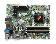 HP Compaq 6200 Pro SFF Mainboard SP 615114-001 Sockel 1155   #88576