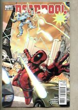 Deadpool #25-2010 fn/vf 7.0 this issue had only one cover Marvel Daniel Way