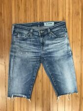 Adriano Goldschmied AG Jeans The legging Ankle Cut off Shorts Size 25 R NWOT