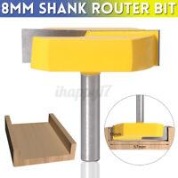 8mm Schaft Oberfräse Finger Joint Kleber Router Bits Für Holz Bearbeitung Fräser