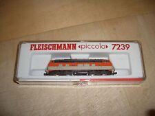 Analoge Fleischmann Dieselloks