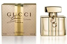 "GUCCI PREMIERE by GUCCI Eau de Parfum 75ml Spray """" BRAND NEW, BOXED & SEALED """