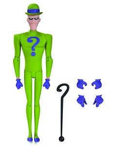 The Riddler Action Figure - New Batman Adventures Animated DC Collectibles - NEW