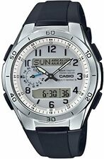 Casio Wave Ceptor WVA-M650-7AJF Tough Solar Atomic Radio Watch  From Jaapan