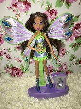 Winx Club Layla Aisha Sing And Sparkle Puppe Doll Mattel Funktioniert