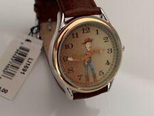 Disney Pixar Toy Story Woody Fossil Watch Limited Edition of 3000 NEW