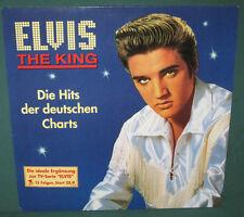 Elvis Presley The King Die Hits Der Deutschen Charts Lp Germany Pl 90583 Mint