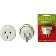 Korjo Travel Adaptor For USA From Australia New Zealand