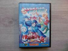 MEGAMAN - Megadrive Jap - Rockman - SEGA Mega Drive - Capcom