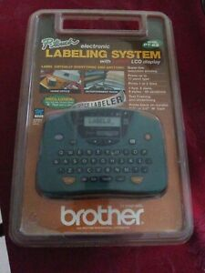 Brother PT-65 Label Thermal Printer