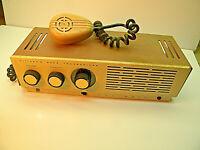 Vintage Antique CB Tube Radio Heathkit Model GW-10, 115V, Parts or repair.