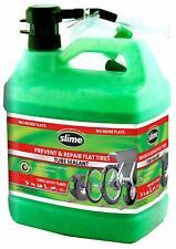 Slime 10162 Tube Tire Sealant, 1 Gallon, No More Flat