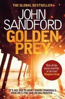 Golden Prey by John Sandford 9781471177057   Brand New   Free UK Shipping