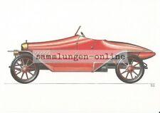 Oryx sportzweisitzer K 2 1914 PEINTURE carte postale AK AUTO IMAGE DE COLLECTION
