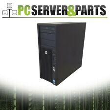 HP Z420 PC 8-Core 2.60GHz E5-2670 Windows 7 Pro Wholesale Custom To Order
