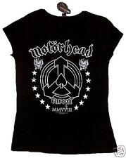 Bravado Rare Unworn Official MOTÖRHEAD MMVVIII 2008 Europa Tour Metal T-Shirt S