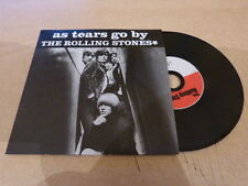 THE ROLLING STONES - AS TEARS GO BY -  RARE EURO ONLY CD CARDSLEEVE !!!!!