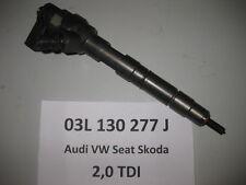 AUDI Q5 8R SUV véhicule utilitaire SPORT 2008> 2,0 TDI CR INJECTEUR 03L130277J