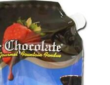 Chocolate Fountain Fondue SEMI-SWEET 7.5lbs Warm-n-Pour for Chocolate Fountains