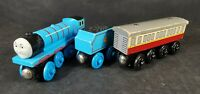 Thomas tank & Friends Wooden Gordon with Tender and Express Coach Bundle