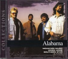 Alabama - Collections (2003 CD) New
