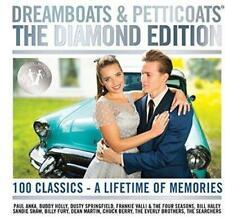 DREAMBOATS & PETTICOATS - THE DIAMOND EDITION V/A 4CDs (NEW/SEALED)
