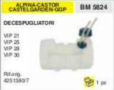 4251380 SERBATOIO DECESPUGLIATORE ALPINA CASTOR CASTELGARDEN VIP 21 25 28 30