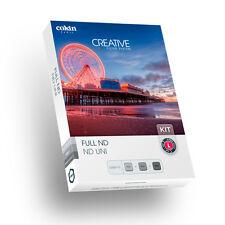 Cokin Z-Pro Series (DSLR) Neutral Density (ND) Filter Kit with Custom Carry Case