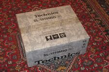 Technics SL-1210 M5G Turntable Grandmaster Limited Edition Neu NEW