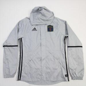 Bethlehem Steel FC adidas Jacket Men's Gray Used