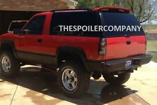 NEW UNPainted for 1994-1999 CHEVY SUBURBAN-TAHOE-YUKON Custom-Style Rear Spoiler