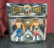 WWE Classic Super Starts Collector Series Bobby Easton & Stan Lane 2007