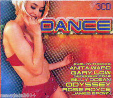 Dance 3 (2000) BOX 3CD NUOVO Michael Zager Band Let's all chant. Fr. David Words