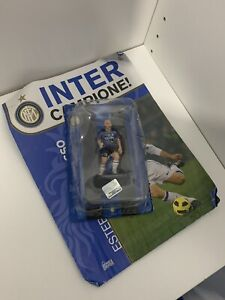 Esteban Cambiasso Inter Campione! Die Cast Football Figure Internatzionale Milan