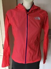 The North Face Feather Lite Storm Blocker Jacket in 'Rocket Red', Gr. S (Damen)