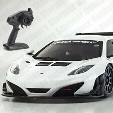 Mini-z RWD McLaren 12c Gt3 blanche (w-mm/kt531p) Kyosho