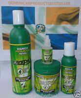 CRECE PELO BOE COMBO SHAMPOO HAIR TREATMENT LEAVE IN GROWTH