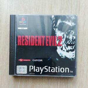Resident Evil 2 Ps1 Complet En Très Bon état