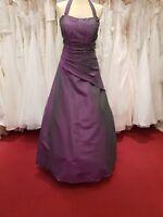 Abendkleid Ballkleid Abiball Standesamt Hochzeitskleid 48 Neu Geschäftsauflösung